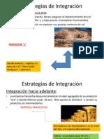 Estrategias de Integraci+_n + trabajo grupal