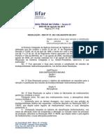 RDC n° 37 - Bioisenção
