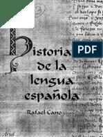 Rivarola Historia de La Lengua Española