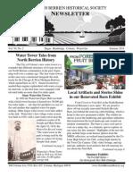 Summer 2014 - North Berrien Historical Society Newsletter