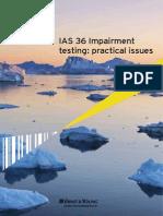 IAS 36 Impairment Testing GL IFRS