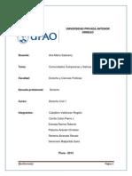 Comunidades campesinas - Derecho Civil.docx