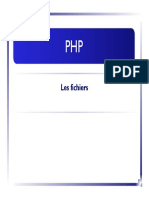 Part8 Fichiers PHP