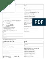 Unit 1 Test Paper