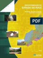 -Cartilha Geodiversidade Do Piauí