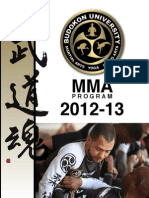 MMA Student Brochure