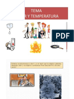 Clase Propagacion Del Calor 8 Basico