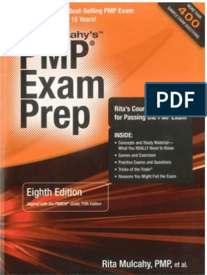 pmp exam prep 8th edition pdf torrent