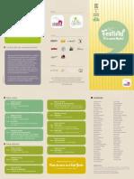 Programa Festival Yotecuento Madrid 2014