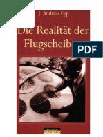 Neu Schwabenland Die Realität Der Flugscheiben - Epp, Joseph Andreas (2002)