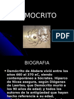 Copia de DEMOCRITO -