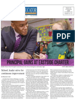 Principal Gains at EastSide Charter