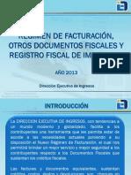 Facturacion Dei