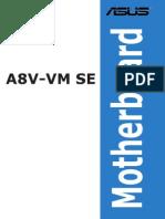 Asus A8V-VM SE Motherboard