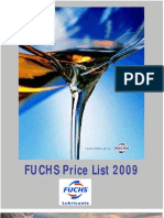 Fuchs Price List_final