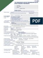Formulir Perubahan Biodata Penduduk WNI (F-1.06)-AYU