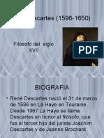 Rene Descartes 3p