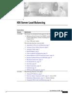 Cisco Server Load Balancing Ver 2.0