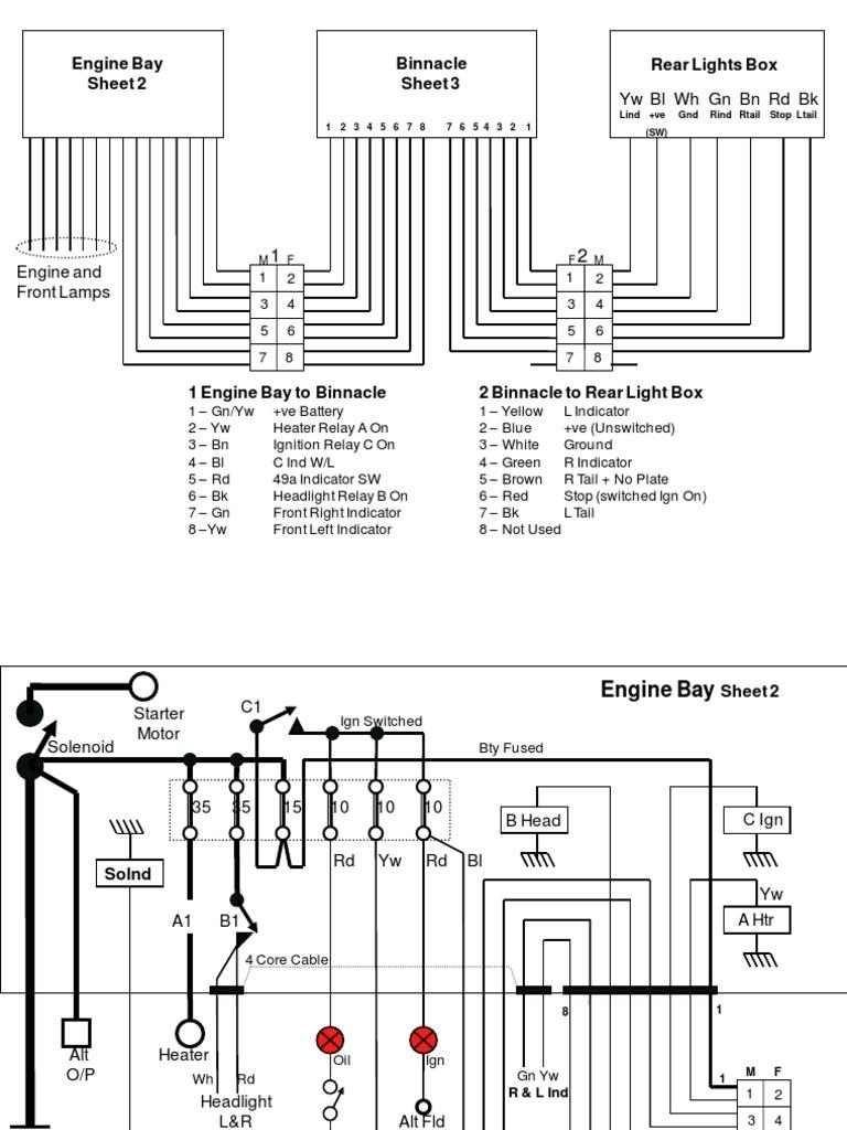 Dexta Tractor Wiring Diagram Residential Electrical Symbols Ford 2000 Rh Es Scribd Com Basic