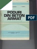 179846705 Poduri Din Beton Armat PDF