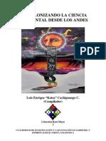 Descolonizando La Ciencia Occidental Desde Los Andes