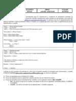 Leng Formales - Examen Final 2013-1