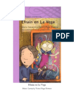 Efrain en La Vega Libro