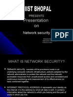Ppt on Network Security