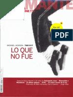 Nº 211 Revista EL AMANTE Cine
