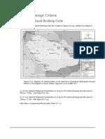 Seismic Design Criteria for Sky Villa - Jeddah
