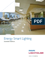 Energy Smart Healthcare