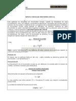 Movimiento Circular Uniforme I (MCU I)