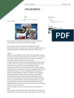 Intermodias Novos Projetos_ Principais Gargalos Existentes Nos Modais de Transportes