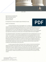 Civil Right Attorney Brian Claypool writes a compelling letter to District Attorney Tony Rackauckas to re-open criminal investigation Of Mahathep Srikureja
