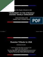 Russia Honor USA-911