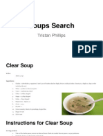 soup search
