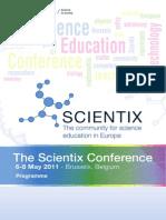 Scientix Conference Programme