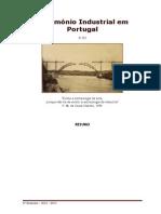 Património Industrial Em Portugal - Resumo