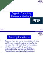 KS4 Organic Chemistry - Alkanes and Alkenes - Student Copy