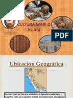 Cultura Wari o Huari