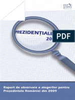 Raport_Prezidentiale_2009