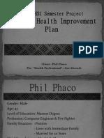 health final power point