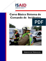 CBSC Incidente