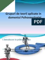 PPT teorii psihosexologie