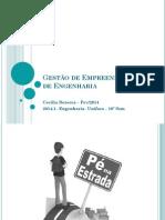Gestão de Emp. de Eng. - Material Completo