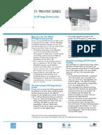HP Designjet 111 Printer DS