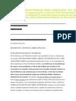 Apuntes de Derecho Procesal Penal Venezolano
