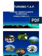 Ecoturismo, Turismo Ambientalmente Planificado