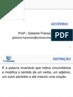 Adverbio - Aula