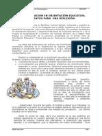 Investigacion Orientacion Educativa